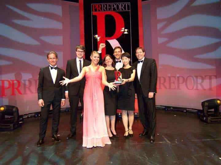 Bernhard Jodeleit PR-Report Award