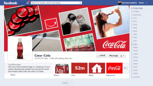 Mit bald 53 Mio. Fans ist Coca-Cola die erfolgreichste Marke bei Facebook - doch Reichweite ist nicht alles