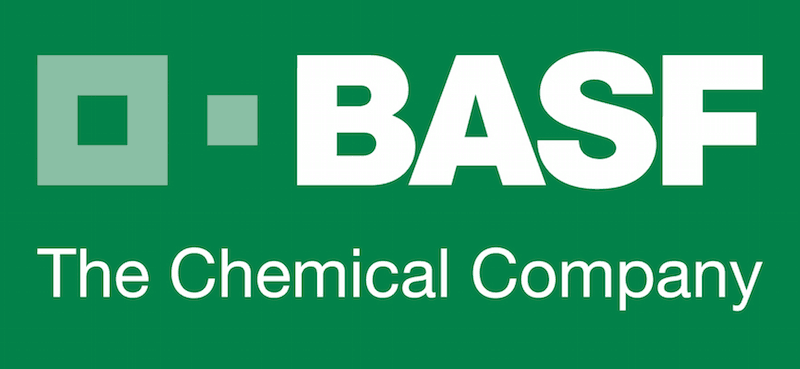 Logo BASF The Chemical Company