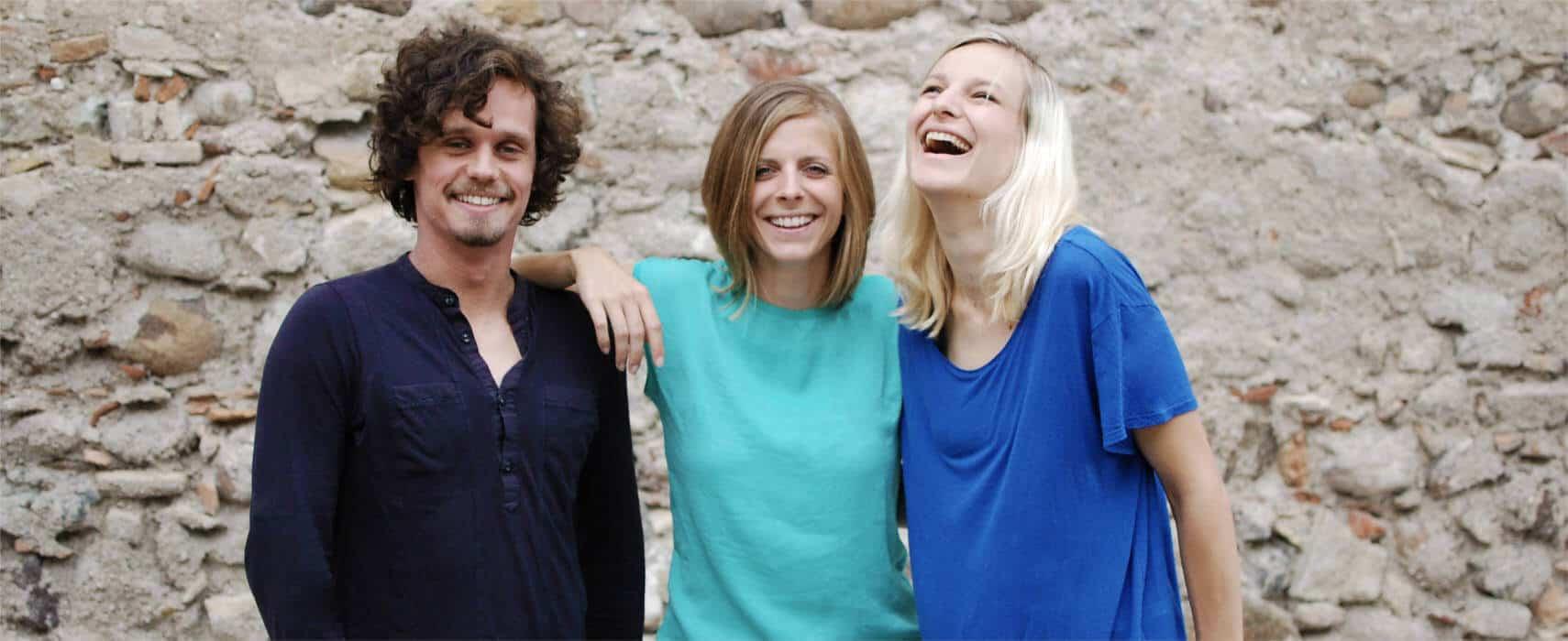 Agenturmatching Team Axel Roitzsch, Christine Tesch, Sophie Schade