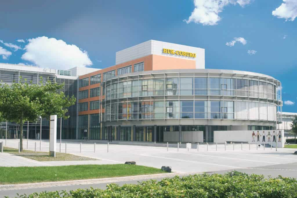 HUK-COBURG Firmengebäude