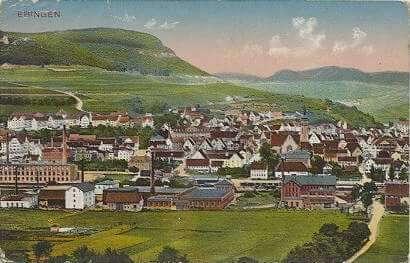 Albstadt-Ebingen um 1900