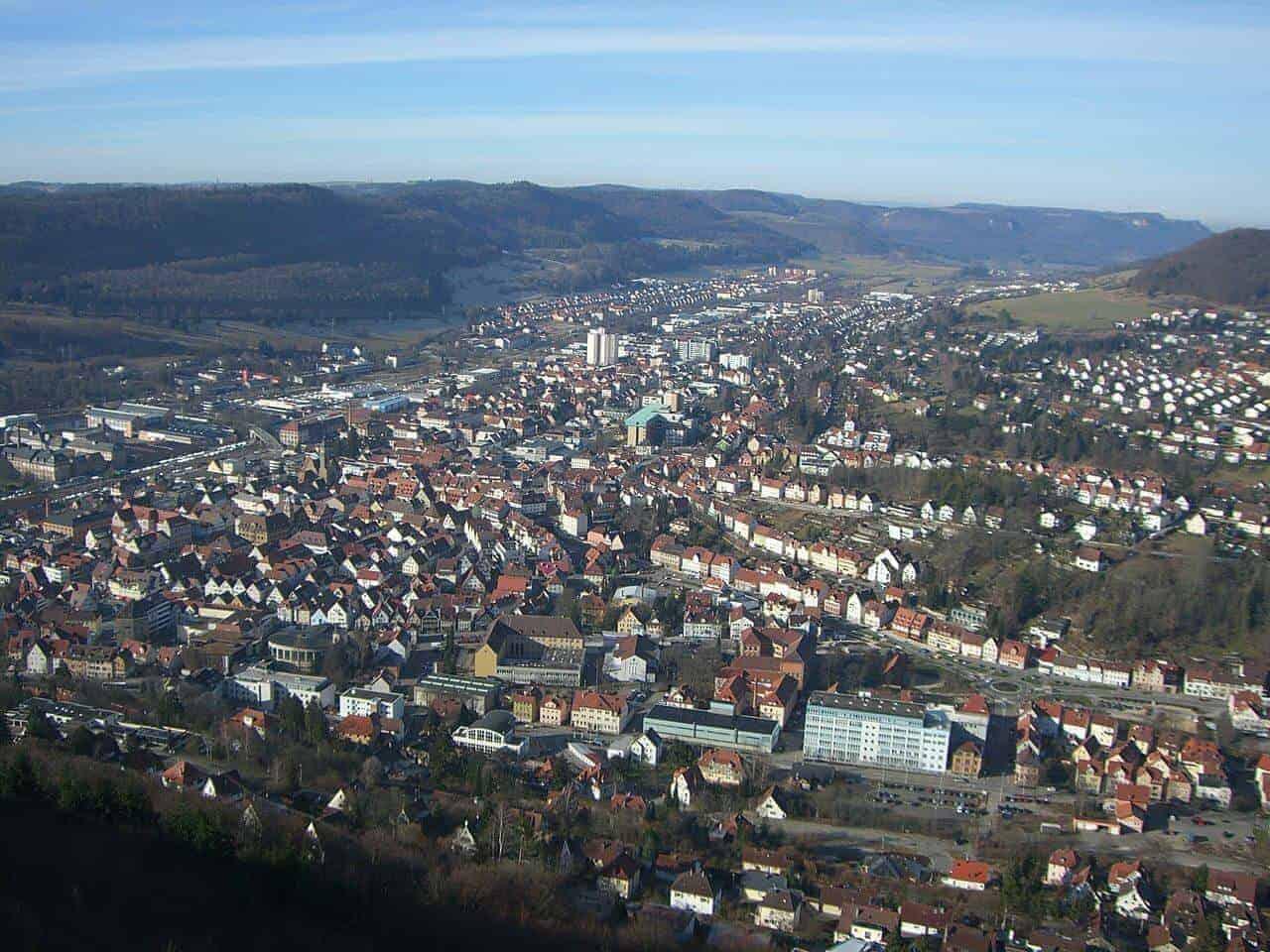 Albstadt-Ebingen 2007
