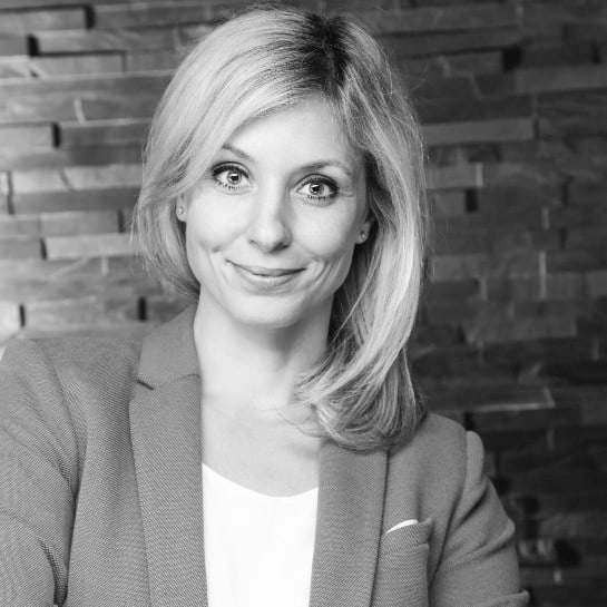 Margareta Scheinhütte, Marketing-Managerin, Baumann Beteiligung und Management GmbH & Co. KG