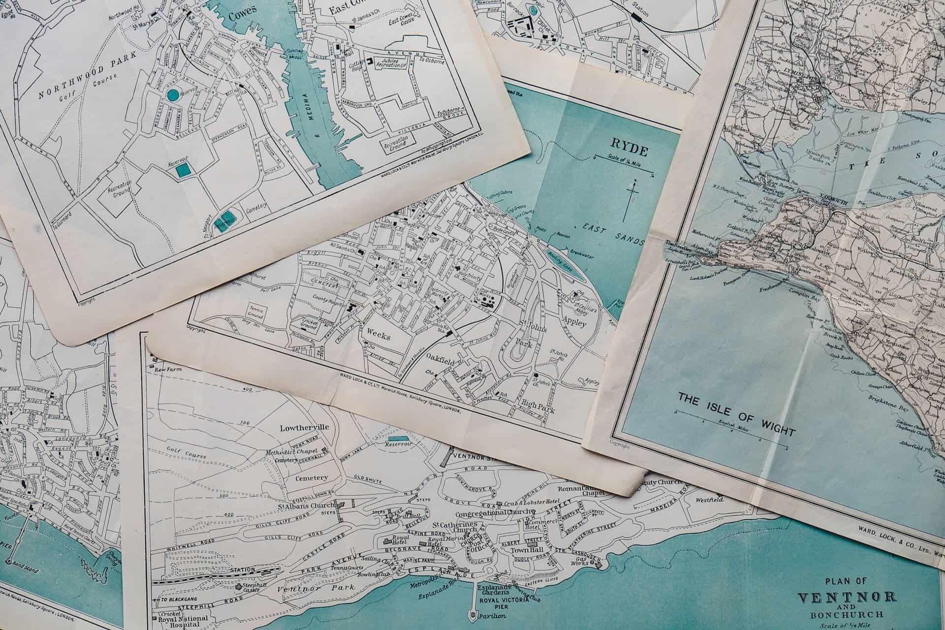 Landkarten (Maps)