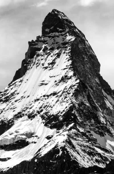 Bergspitze als Symbol für den Begriff TOP