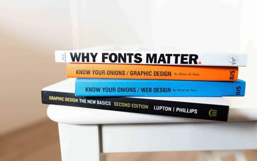 Abbildung Buch: Why Fonts Matter